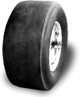 Drag Slick Tires