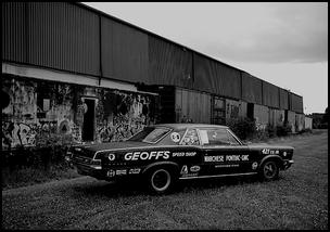 GEOFF at GEOFFS SPEED SHOP